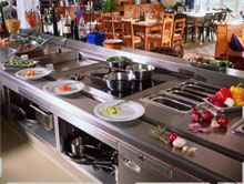 I-Kat Kitchen Manufactured / Imported Equipment in UAE
